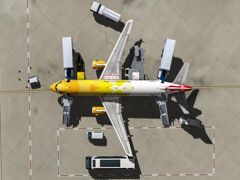 Ground Handling Deluxe – X-Plane 10/11 plugin by JARDesign